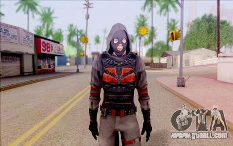 Member considers in Balaklava HD of S. T. A. L.  for GTA San Andreas