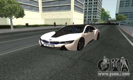 BMW i8 Armenian for GTA San Andreas