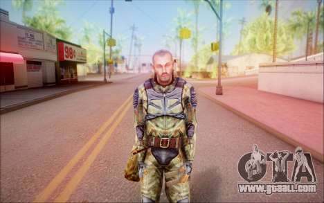 The CEP of S. T. A. L. K. E. R for GTA San Andreas third screenshot