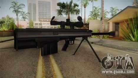 Barrett XM500 for GTA San Andreas third screenshot
