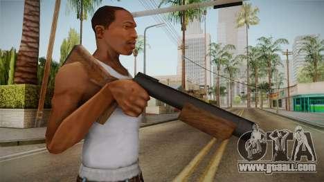 Driver PL -  Rocket Launcher for GTA San Andreas third screenshot