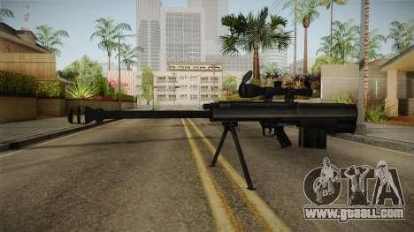 Barrett XM500 for GTA San Andreas second screenshot