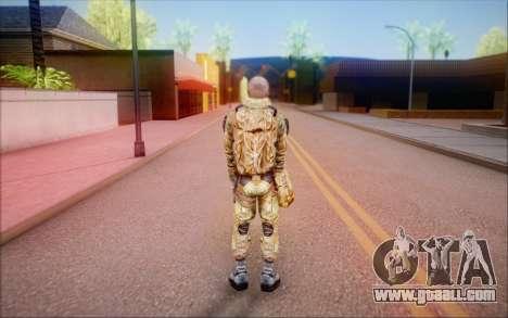 The CEP of S. T. A. L. K. E. R for GTA San Andreas fifth screenshot