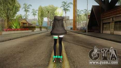 Mimi Gumi Megpoid Skin v2 for GTA San Andreas third screenshot