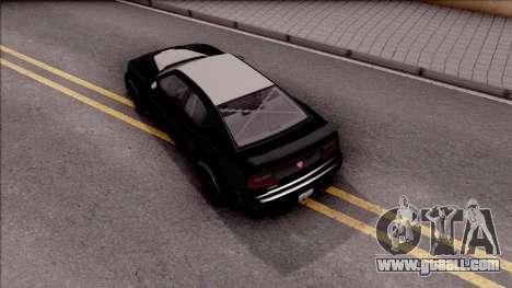 GTA V Bravado Buffalo Edition for GTA San Andreas back view