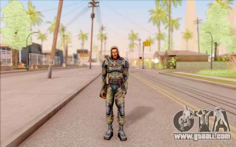 Glorious of S. T. A. L. K. E. R. for GTA San Andreas second screenshot