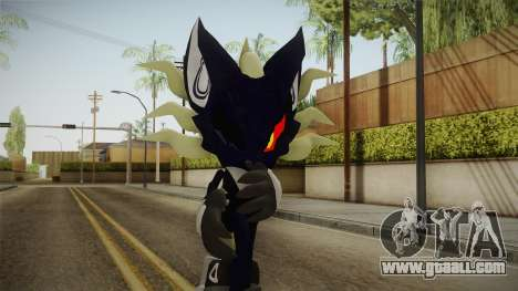 Sonic Forces: Infinite Mod for GTA San Andreas