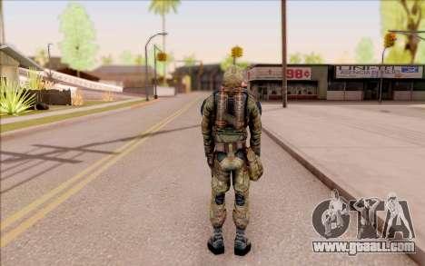 Glorious of S. T. A. L. K. E. R. for GTA San Andreas forth screenshot
