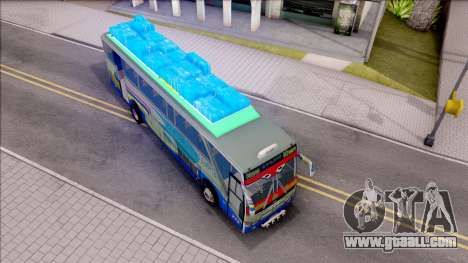 New Khan Bus G for GTA San Andreas right view