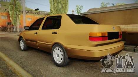 Volkswagen Jetta 1995 for GTA San Andreas left view