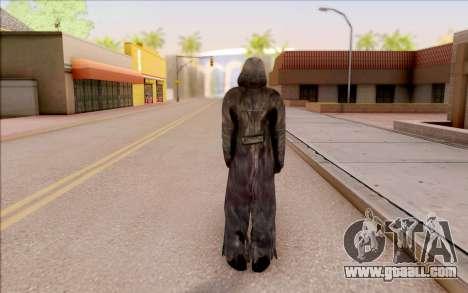 A young Hog of S. T. A. L. K. E. R. for GTA San Andreas fifth screenshot