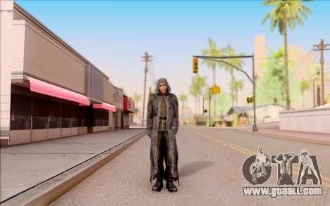 A young Hog of S. T. A. L. K. E. R. for GTA San Andreas second screenshot