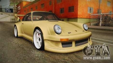 Porsche 911 Carrera RSR for GTA San Andreas