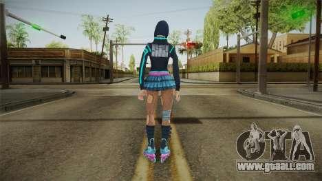 Saints Row The Third - Decker Specialist for GTA San Andreas third screenshot