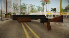 Driver PL -  Rocket Launcher for GTA San Andreas