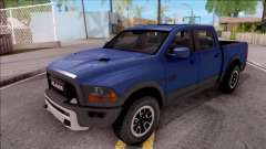Dodge Ram Rebel 2017 for GTA San Andreas