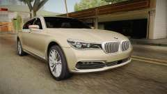 BMW 7-series G12 Long 2016