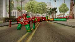 SFPH Playpark - Christmas K2 for GTA San Andreas