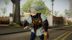 Hyrule Warriors - Fierce Deity Link Skin for GTA San Andreas