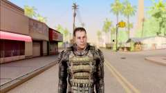 Degtyarev in body armor from S. T. A. L. K. E. R. for GTA San Andreas
