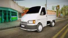 Ford Transit 1986 for GTA San Andreas