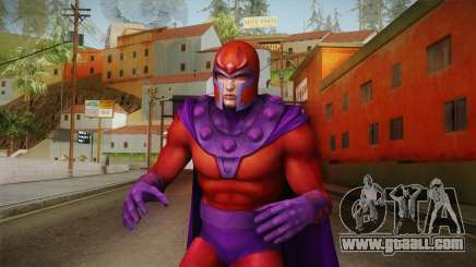 Marvel Future Fight - Magneto for GTA San Andreas