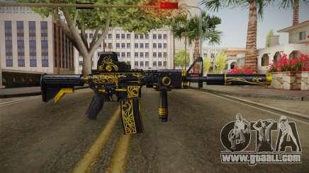 SFPH Playpark - Antique M4A1 for GTA San Andreas