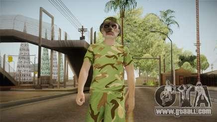 DLC GTA 5 Online Skin 1 for GTA San Andreas