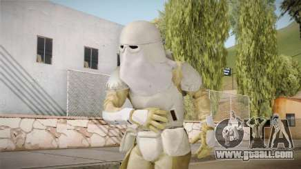 Star Wars Battlefront 3 - SnowTrooper DICE for GTA San Andreas