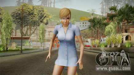Sandra Skin for GTA San Andreas