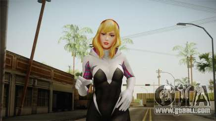 Marvel Future Fight - Spider-Gwen for GTA San Andreas