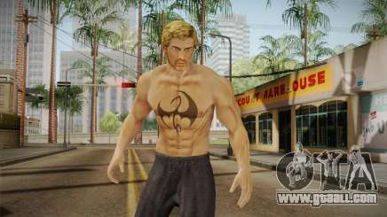 Marvel Heroes - Iron Fist Netflix for GTA San Andreas