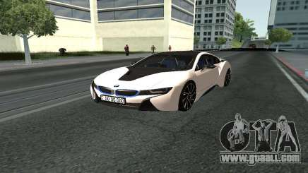BMW i8 Armenian for GTA San Andreas