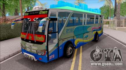 New Khan Bus G for GTA San Andreas