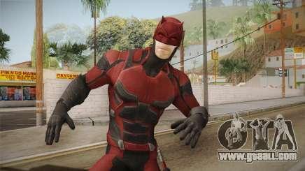 Marvel Heroes - Daredevil Netflix Skin for GTA San Andreas