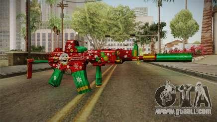 SFPH Playpark - Christmas K2 for GTA San Andreas
