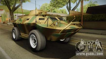 GTA 5 HVY APC IVF for GTA San Andreas