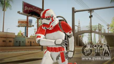 Star Wars Battlefront 3 - Shocktrooper for GTA San Andreas