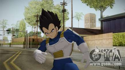 Vegeta Skin HD v5 for GTA San Andreas