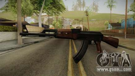 Call of Duty WWII AK-47 for GTA San Andreas