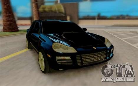 Porsche Cayenne S 2009 for GTA San Andreas