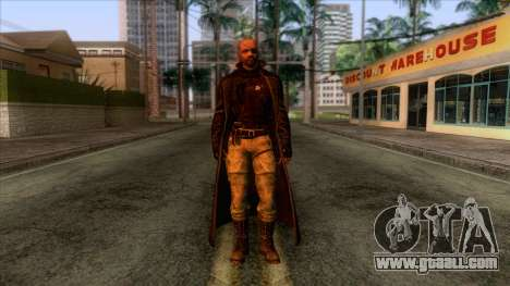 Marvel Heroes - Nick Fury Ultimate for GTA San Andreas second screenshot