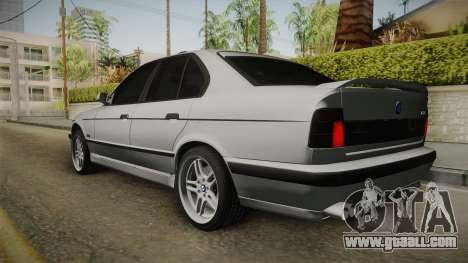 BMW M5 E34 for GTA San Andreas left view