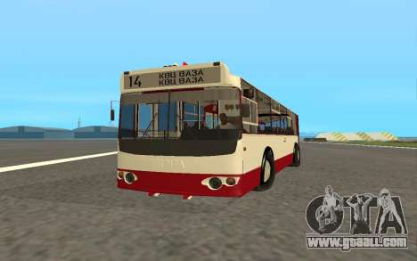 Trolza 6205.02 for GTA San Andreas
