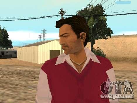 Tommy Vercetti Golf for GTA San Andreas second screenshot