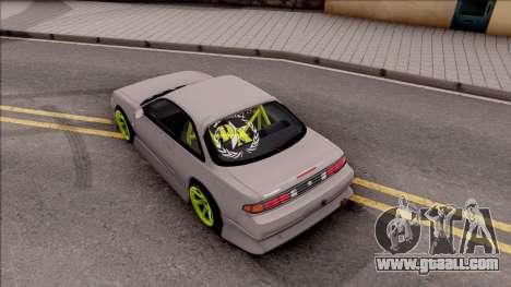 Nissan 200SX Drift Monster Energy for GTA San Andreas
