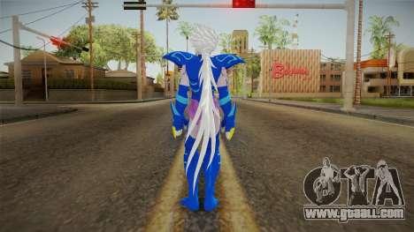 Saint Seiya Soldiers Soul - Fenrir Alioth Skin for GTA San Andreas third screenshot