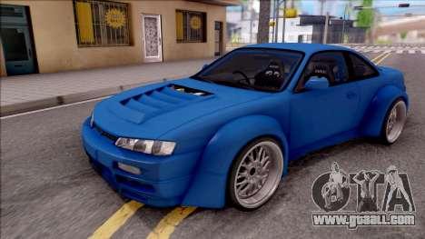 Nissan 200SX Rocket Bunny v2 for GTA San Andreas