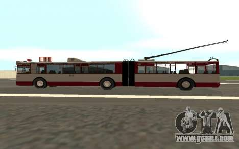 Trolza 6205.02 for GTA San Andreas right view