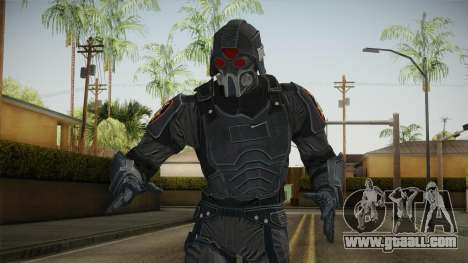 Injustice Gods Among Us - Regime Solider for GTA San Andreas